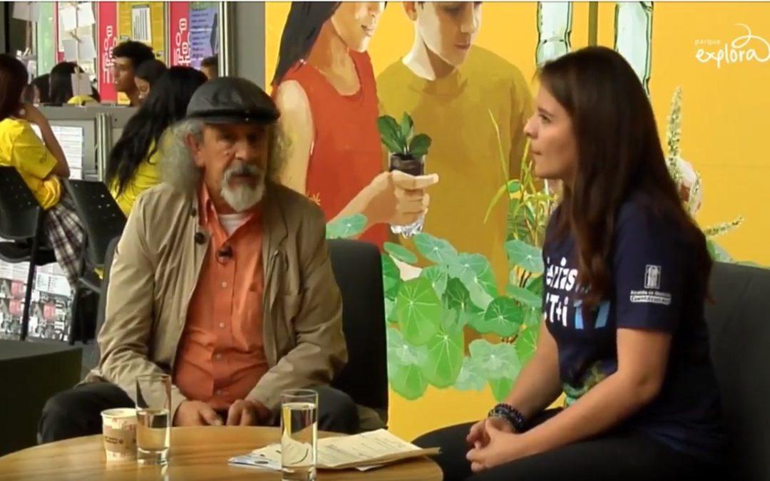 Entrevista  ¿Cómo transformar la escuela a partir de su relación con el entorno?