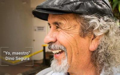 «Yo Maestro» Conferencia Dino Segura Parte 1. MIS APRENDIZAJES CAÓTICOS.