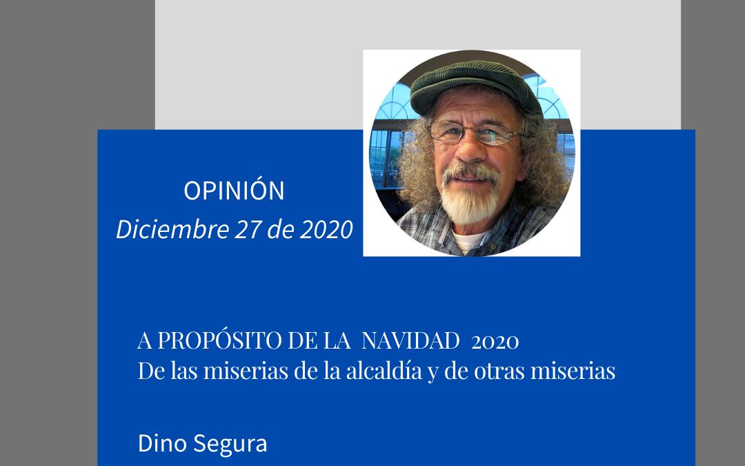 A PROPÓSITO DE LA NAVIDAD 2020