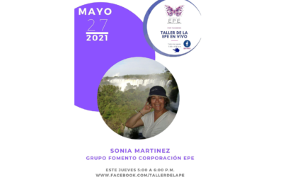 Sonia Martínez grupo Fomento Taller de la EPE en  VIVO
